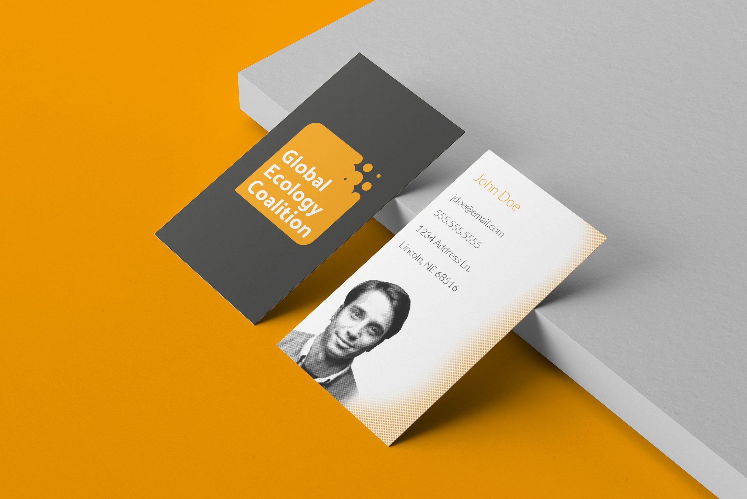 GEC Business Cards