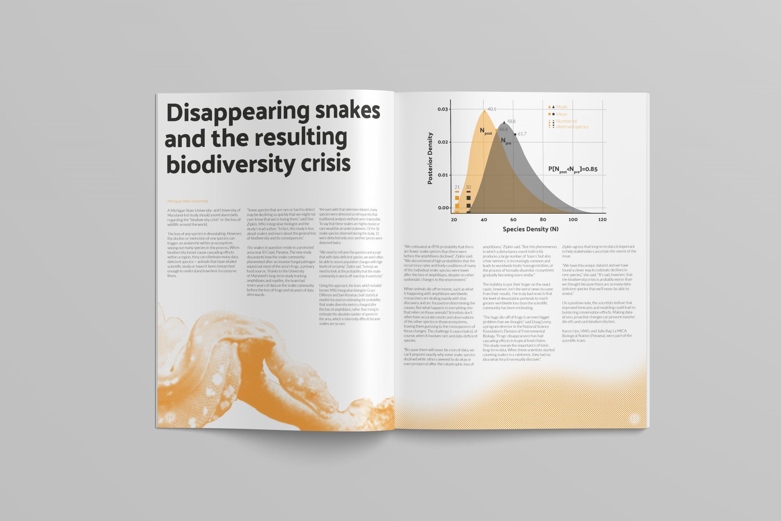 GEC Newsletter Snakes Spread